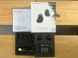 FIIL T1X Package Contents