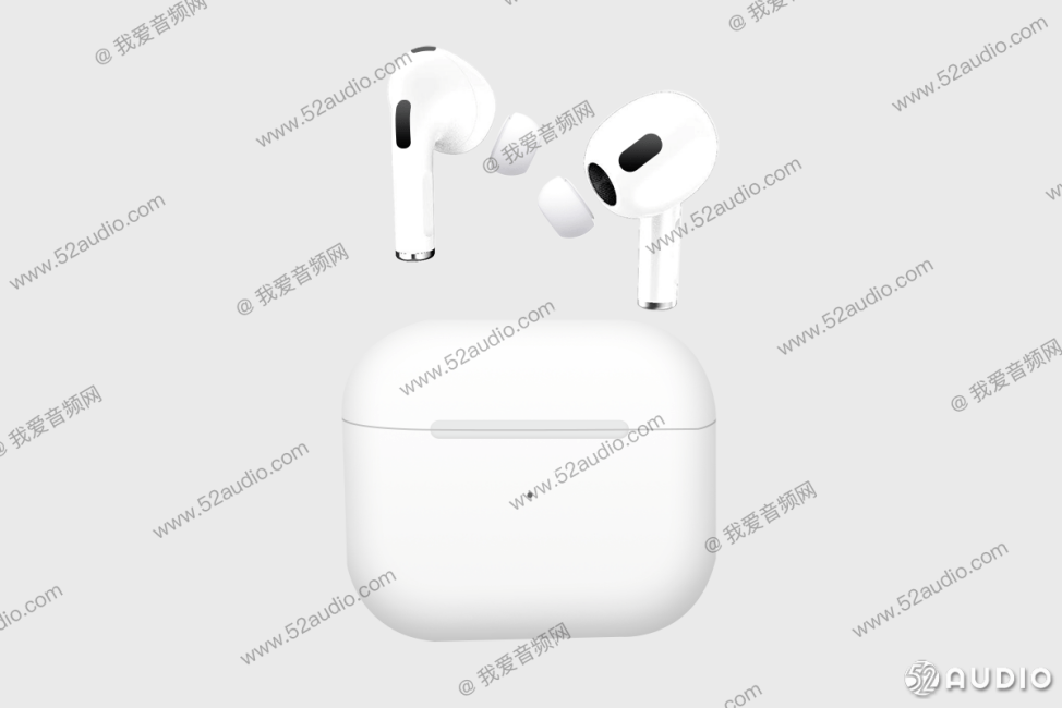 Apple AirPods 3 Live Images