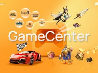 Huawei Game Center