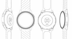 OnePlus Watch Patent Sketches Reveal Different Strap Variants