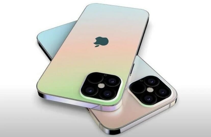 iPhone 13 Renders