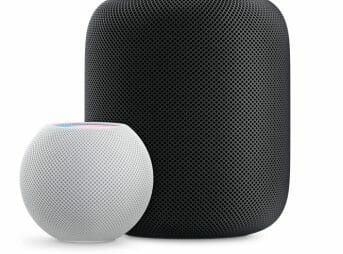 Apple HomePod and HomePod Mini