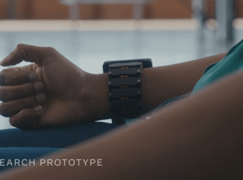 Facebook AR Neural Wristbands