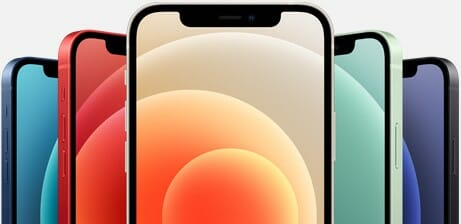 Apple iPhone 12 Notch