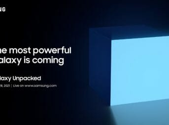 Samsung Galaxy Unpacked Event April 28 2021