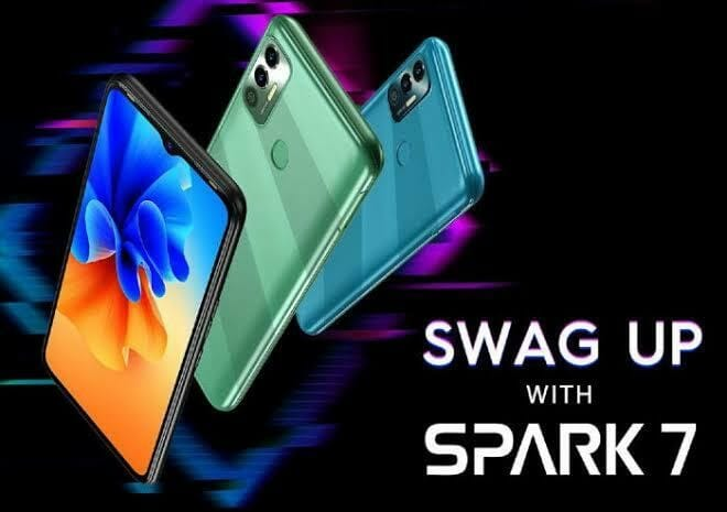 Tecno Spark 7 Launched in India