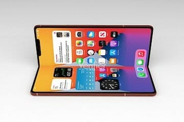 Apple 8-inch Foldable iPhone Speculations