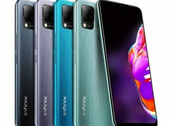 Infinix Hot 10S Colours