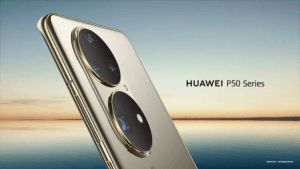 Huawei P50 Series Launched