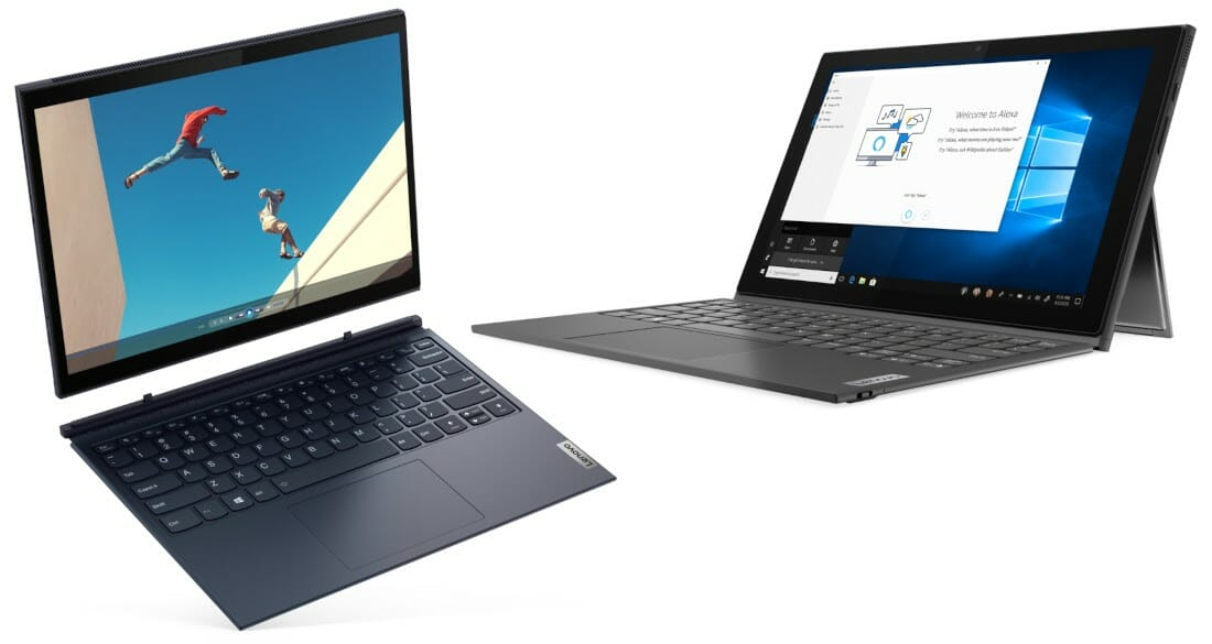 Lenovo Yoga Duet 7i and IdeaPad Duet 3 Launched in India