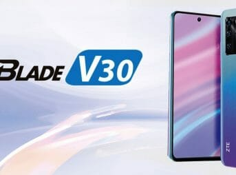 ZTE Blade V30 and V30 Vita Launched