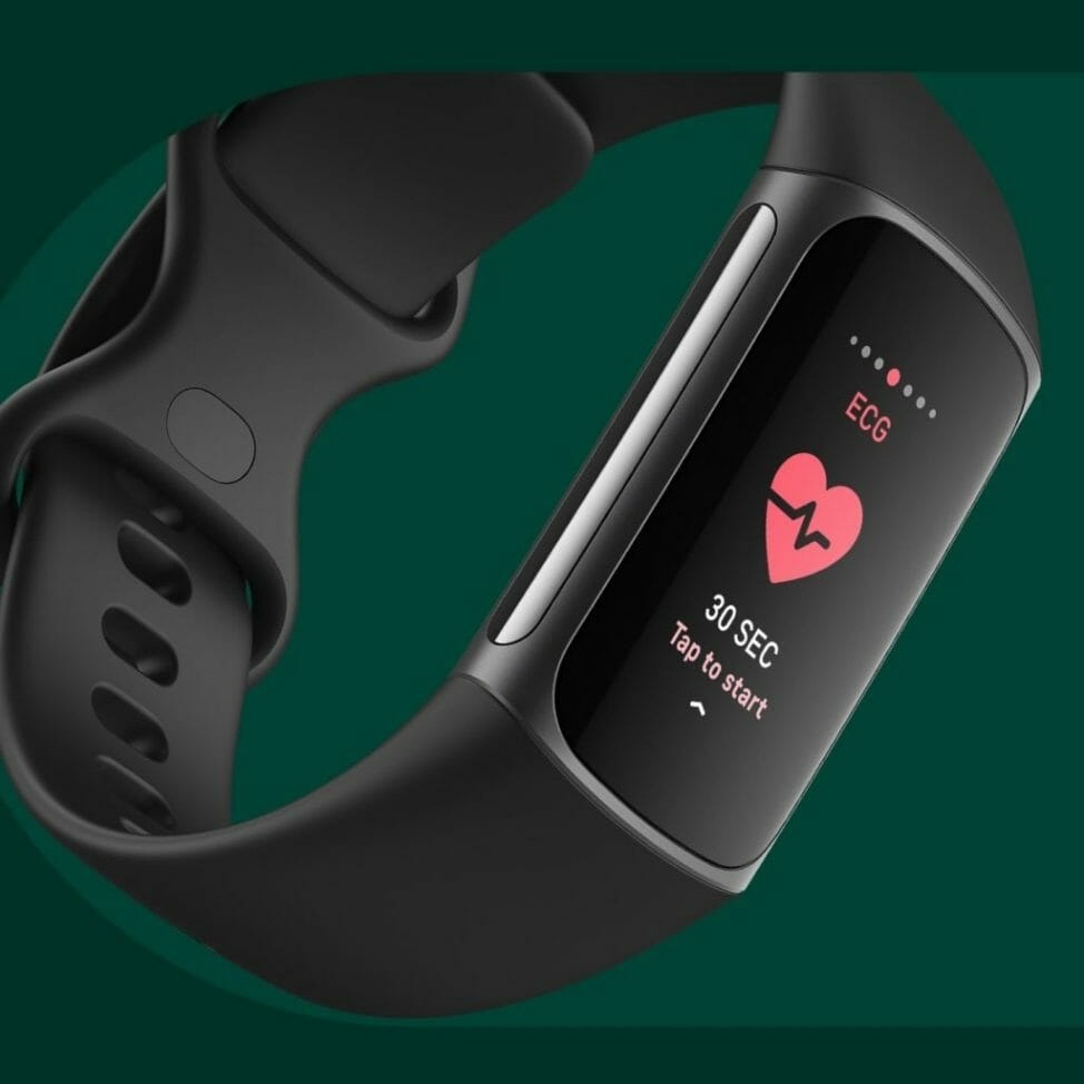 Fitbit Charge 5 - ECG