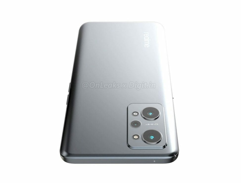 Realme GT Neo 2 Leaked
