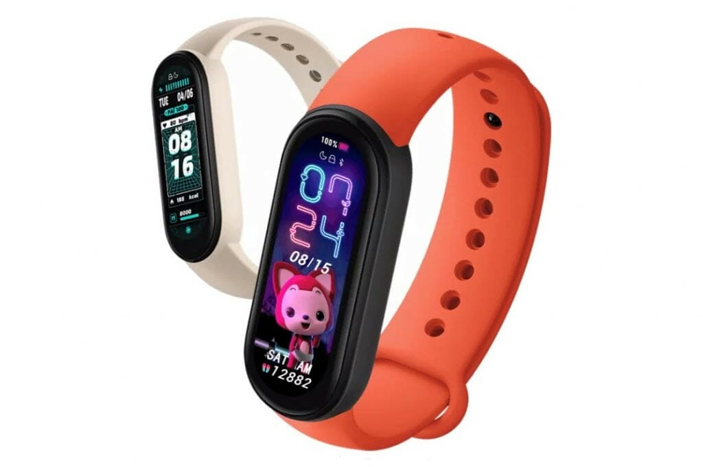 XIaomi Mi Smart Band 6 Launched in India