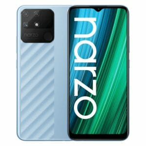 Realme Narzo 50A Launched